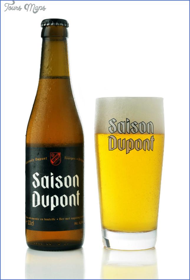visit to brasserie dupont 1 Visit to Brasserie Dupont