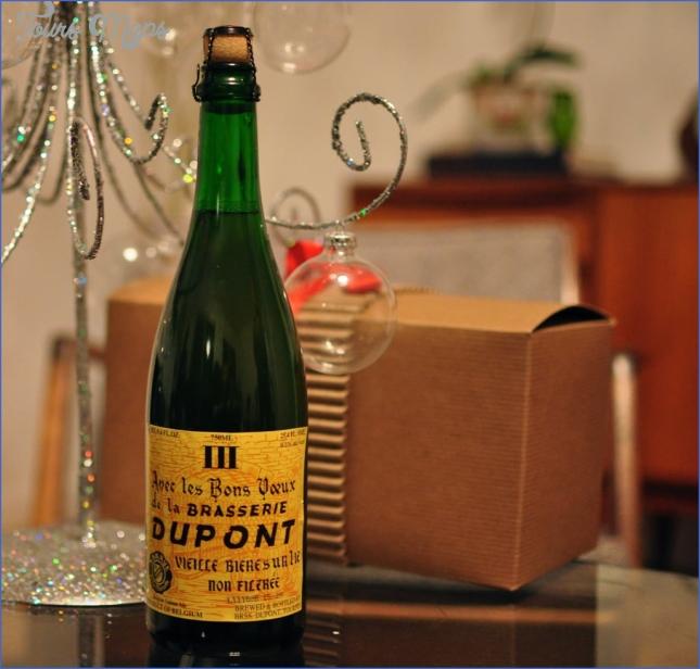 visit to brasserie dupont 7 Visit to Brasserie Dupont