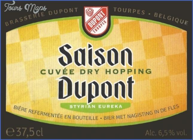 visit to brasserie dupont 8 Visit to Brasserie Dupont