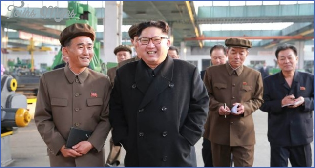 visit to north korea 0 Visit to North Korea