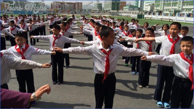 visit to north korea 8 Visit to North Korea