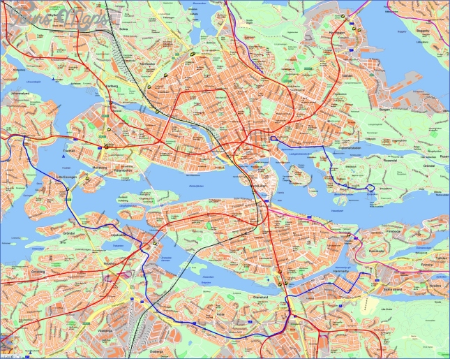 where is stockholm stockholm map stockholm map download free 1 Where is Stockholm?   Stockholm Map   Stockholm Map Download Free