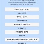 a 10 minute hiit workout you can do in your home 0 150x150 A 10 Minute HIIT Workout You Can Do In Your Home