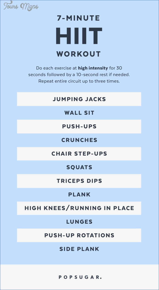 a 10 minute hiit workout you can do in your home 0 A 10 Minute HIIT Workout You Can Do In Your Home