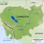 cambodia map map of cambodia  11 150x150 Cambodia Map   Map Of Cambodia