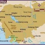 cambodia map map of cambodia  5 150x150 Cambodia Map   Map Of Cambodia