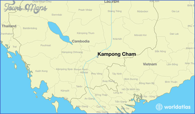 cambodia map outline maps cambodia  9 Cambodia Map Outline   Maps Cambodia