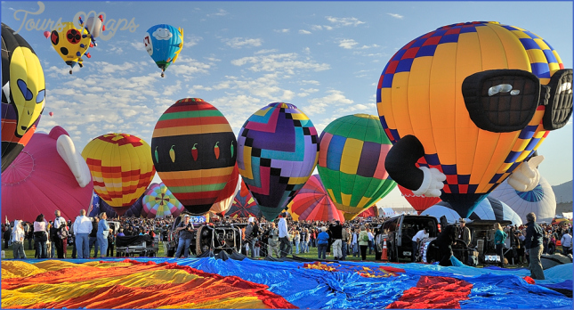 festival of balloons best usa festivals 4 Festival Of Balloons   Best USA Festivals
