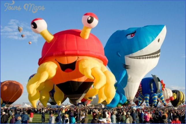 festival of balloons best usa festivals 7 Festival Of Balloons   Best USA Festivals