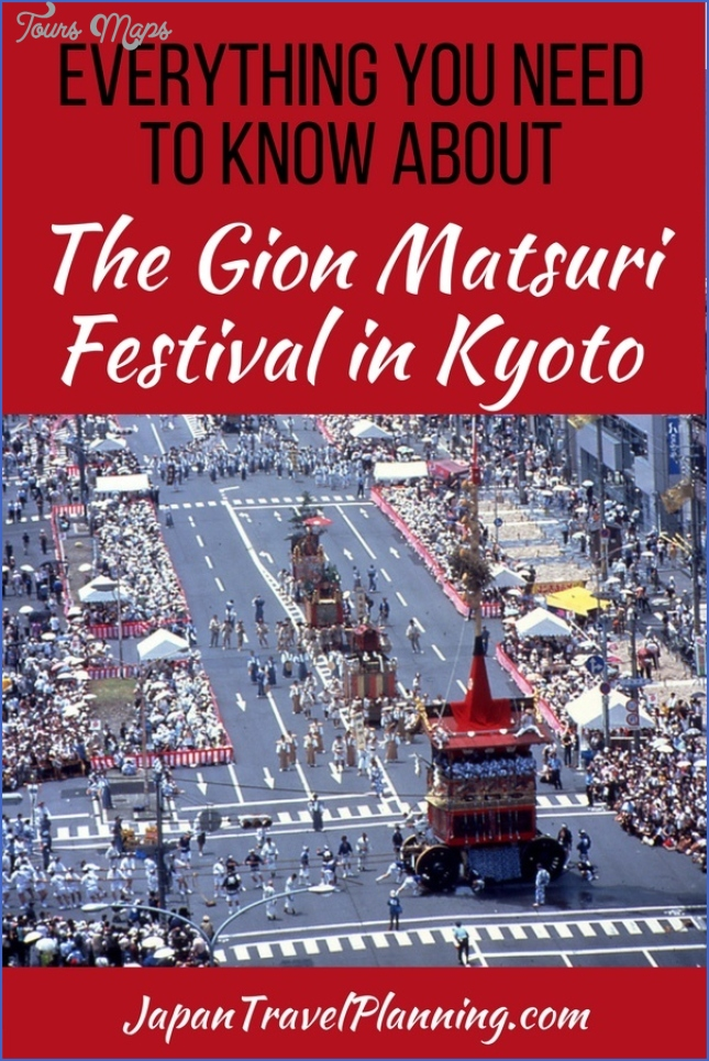 festivals of kyoto 4 Festivals Of Kyoto