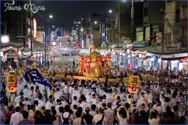 festivals of kyoto 6 Festivals Of Kyoto