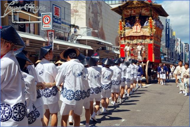 festivals of kyoto 7 Festivals Of Kyoto