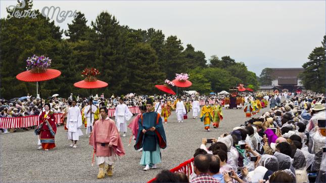 festivals of kyoto 8 Festivals Of Kyoto