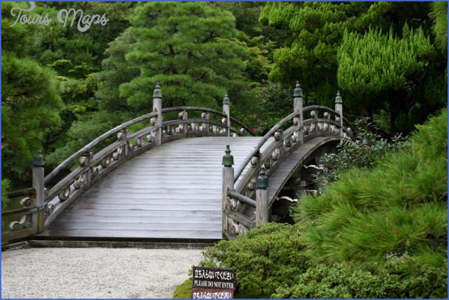 gardens of kyoto 9 Gardens Of Kyoto