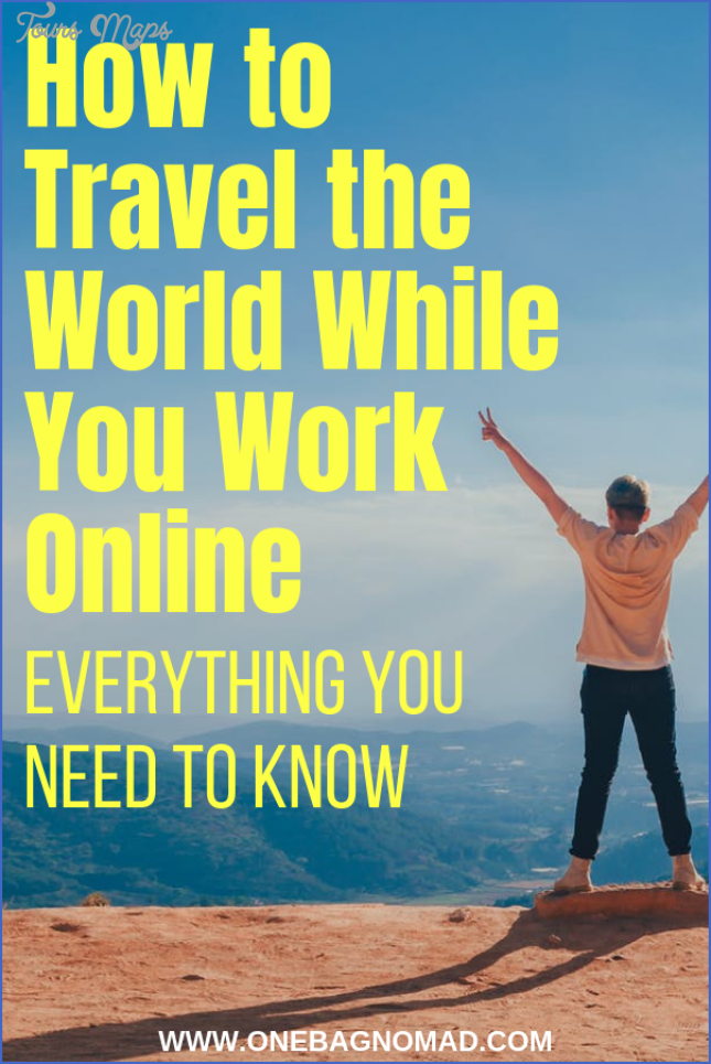 how to make money online while traveling 7 How To Make Money Online While Traveling