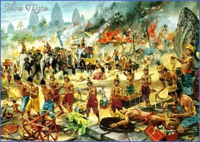 khmer history  1 Khmer History