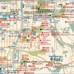 kyoto tourist map kyoto map english  6 150x150 Kyoto Tourist Map   Kyoto Map English
