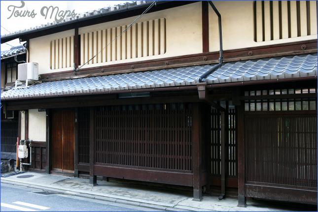 machiya of kyoto 3 Machiya Of Kyoto