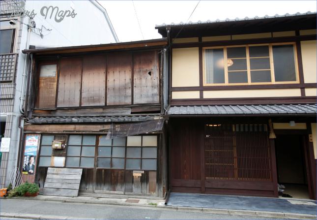 machiya of kyoto 8 Machiya Of Kyoto