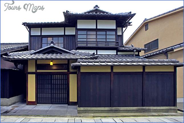 machiya of kyoto 9 Machiya Of Kyoto