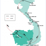 map of vietnam and cambodia  10 150x150 Map Of Vietnam And Cambodia