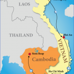 map of vietnam and cambodia  13 150x150 Map Of Vietnam And Cambodia