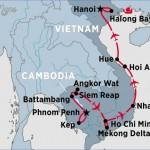 map vietnam cambodia siem reap cambodia map  3 150x150 Map Vietnam Cambodia   Siem Reap Cambodia Map