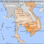 map vietnam cambodia siem reap cambodia map  4 150x150 Map Vietnam Cambodia   Siem Reap Cambodia Map