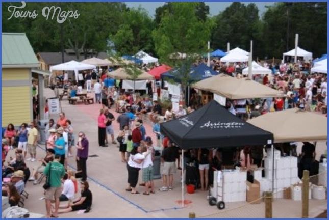 sherwood wine festival best usa festivals 3 Sherwood Wine Festival   Best USA Festivals