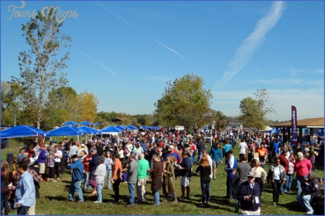 sherwood wine festival best usa festivals 8 Sherwood Wine Festival   Best USA Festivals