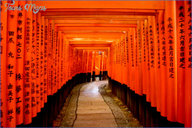 shrines of kyoto 3 Shrines Of Kyoto