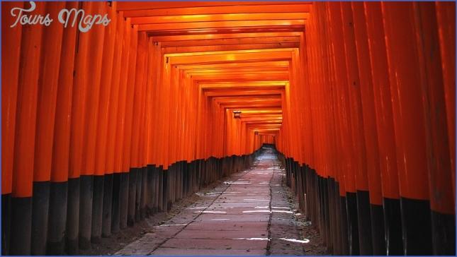 shrines of kyoto 6 Shrines Of Kyoto