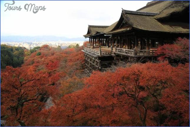 shrines of kyoto 7 Shrines Of Kyoto