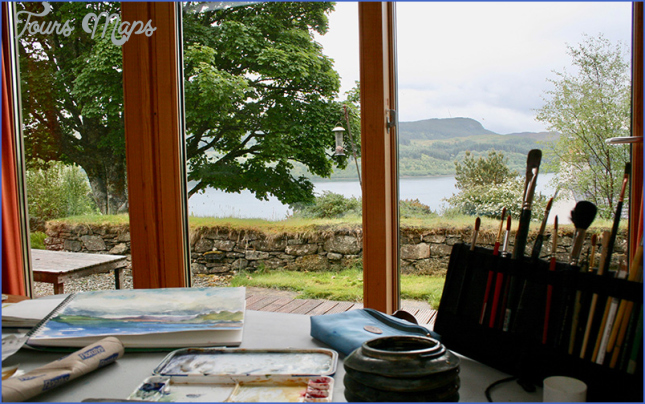 the mindfulness retreat where argyll and bute scotland  3 The Mindfulness Retreat Where? Argyll and Bute, Scotland