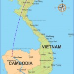 vietnam cambodia map vietnam and cambodia map  7 150x150 Vietnam Cambodia Map   Vietnam And Cambodia Map