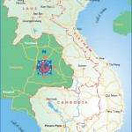 vietnam cambodia map vietnam and cambodia map  9 150x150 Vietnam Cambodia Map   Vietnam And Cambodia Map
