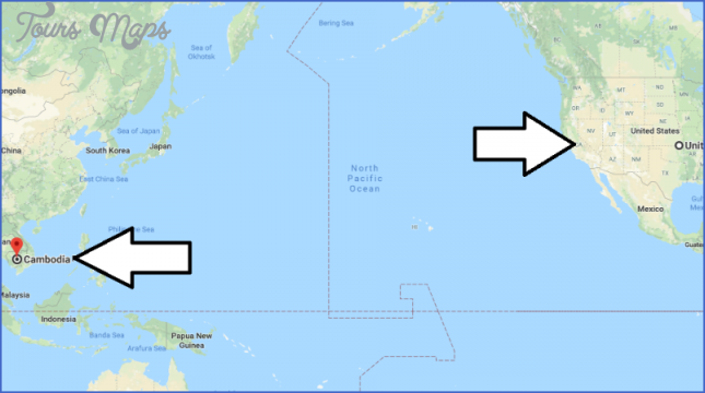 where is cambodia located in the world map 7 Where Is Cambodia Located In The World Map