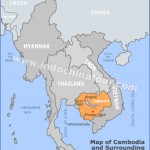 where is cambodia located on a world map 2 150x150 Where Is Cambodia Located On A World Map