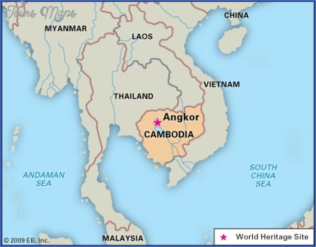 where is cambodia located on a world map 3 Where Is Cambodia Located On A World Map