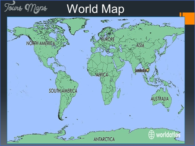 where is cambodia located on a world map 7 Where Is Cambodia Located On A World Map