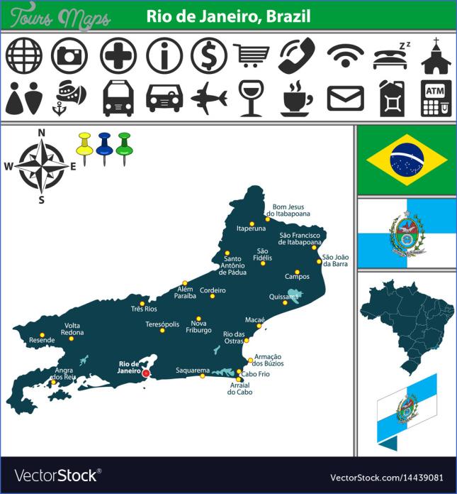 where is rio de janeiro brazil rio de janeiro brazil map rio de janeiro brazil map download free 4 Where is Rio De Janeiro, Brazil?   Rio De Janeiro, Brazil Map   Rio De Janeiro, Brazil Map Download Free