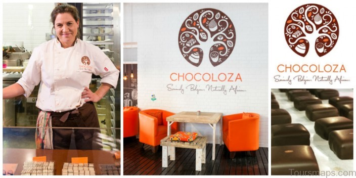 vicki bain a south african chocolatier taking the country by storm with Vicki Bain, A South African Chocolatier Taking The Country By Storm With