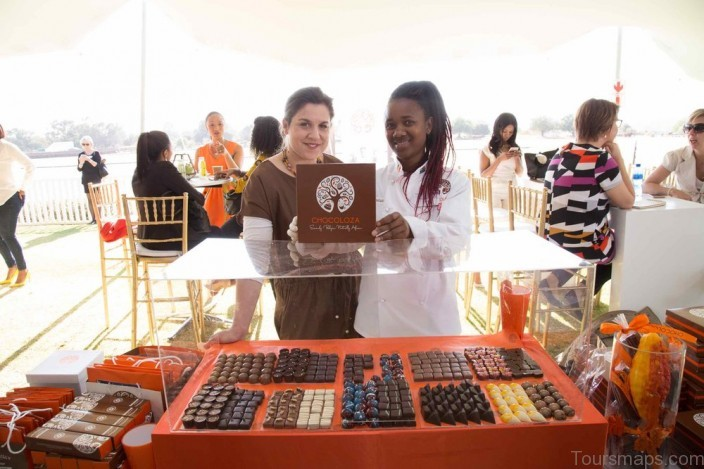 vicki bain a south african chocolatier taking the country by storm with1 Vicki Bain, A South African Chocolatier Taking The Country By Storm With