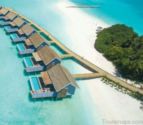 kuramathi over in the rasdhoo atoll start as you mean to go on