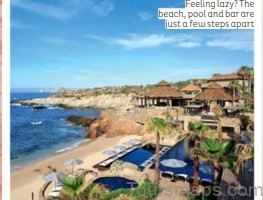 with its mix of tequila swilling a list party scene and authentic mexican old town feel los cabos has it all 2