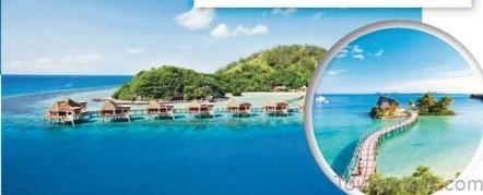 likuliku lagoon resort 1