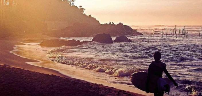the soul surfingfor 2 Where to surf in Sri Lanka