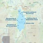 derwent water map swimming guide 2 150x150 Derwent Water Map Swimming Guide