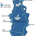 derwent water map swimming guide4 150x150 Derwent Water Map Swimming Guide