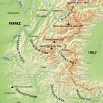 french alps map travel map for the french alps2 150x150 French Alps Map | Travel Map for the French Alps
